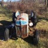 SBC tractor